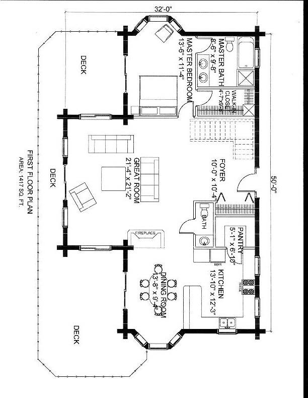 HGTV Dream Home 2007: Floor Plans : Dream Home : Home & Garden